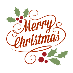 Holiday Hours – Christmas & New Years 2017